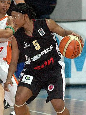 Vickie Johnson (MiZo Pécs)